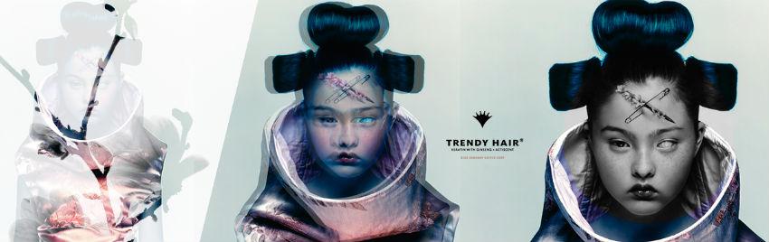 TRENDY HAIR