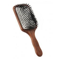 Acca Kappa  Natural Boar Kobité Wood Hair Brush