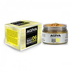 Agiva Hair Pigment Wax 06 Gold (120g)
