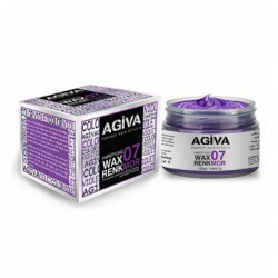 Agiva Hair Pigment Wax 07 Violet (120g)