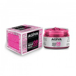 Agiva Hair Pigment Wax 08 Pink (120g)