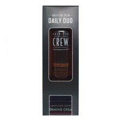 American Crew Pack Power Cleanser Remover+ Forming Cream