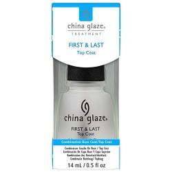 China Glaze First & Last (14ml)