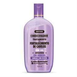 Gota Dourada Straightened Hair With keratin Conditioner (430ml)