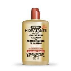 Gota Dourada Keratin Recharge Leave-in Cream (320ml)