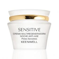 Keenwell Sensitive Anti-Ageing Multiregenerative Night Cream (50ml)