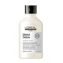 L'oreal Serie Expert Metal Detox Shampoo