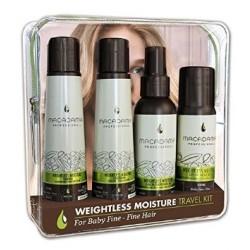 Macadamia Natural Oil Weightless Moisture Travel Kit