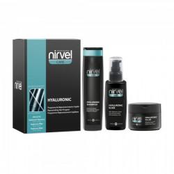 Nirvel Care Hyaluronic Pack Rejuvenating Hair Program