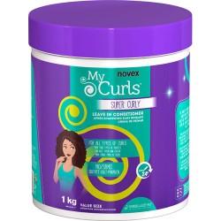 Embelleze Novex My Curls Super Curly Leave-In Conditioner (1Kg)