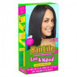 Embelleze Novex Hairlife Straight & Natural Straightening Kit