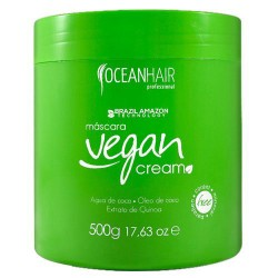 Ocean Hair Mask Vegan Total Free (500gr)