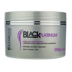 Ocean Hair Black Platinum  Matting Mask
