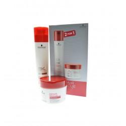 Schwarzkopf BC Repair Rescue Pack Shampoo+Treatment