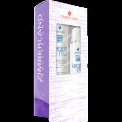 Zimberland Pack Keratin Restoring Shampoo Plus + Restorative conditioner
