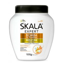 Skala Bomb Vitamins Keratin Conditioning Cream (1000ml)