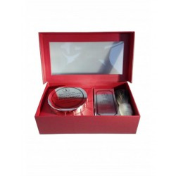 Taylor of Old Bond Street Platinum Cream, Fragrance and Brush Gift Box
