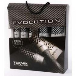 Termix Pack Profesional 5 brushes Evolution Basic/ Normal Hair