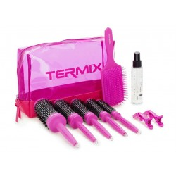 Termix Pack Brushing 3 Steps Pink