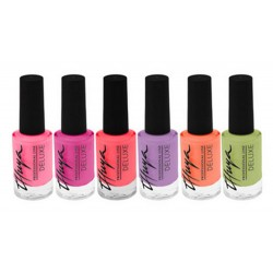Thuya Deluxe Kit Esmaltes Candy (6 Unds)