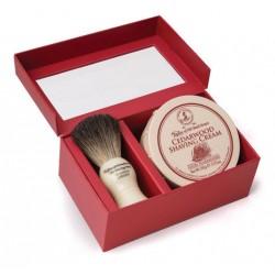 Taylor of Old Bond Street Pure Badger & Cedarwood Gift Box