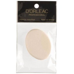 D'Orleac Oval Makeup Sponge
