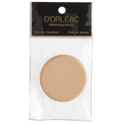 D'Orleac Sponge Round Makeup