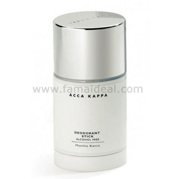 bästa erbjudanden på godkännandepriser auktoriserad webbplats Acca Kappa White Moss Deodorant Stick (75ml)