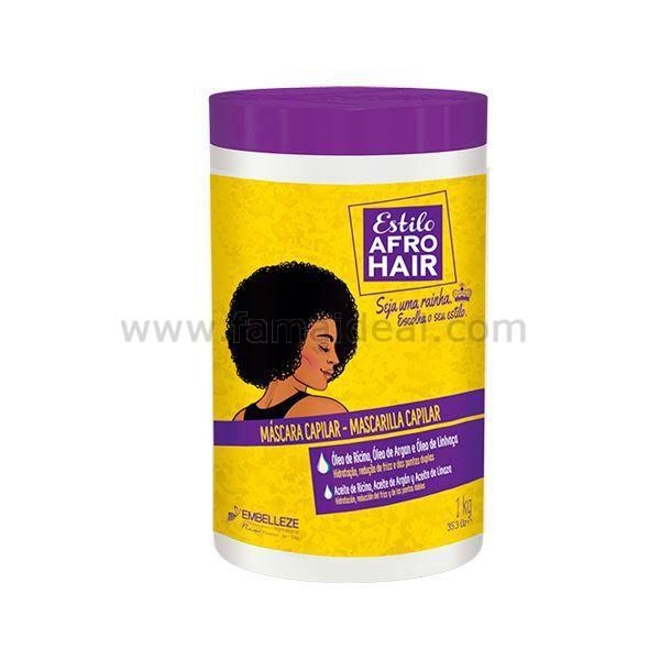 Embelleze Novex Afro Hair Deep Hair Mask 1kg