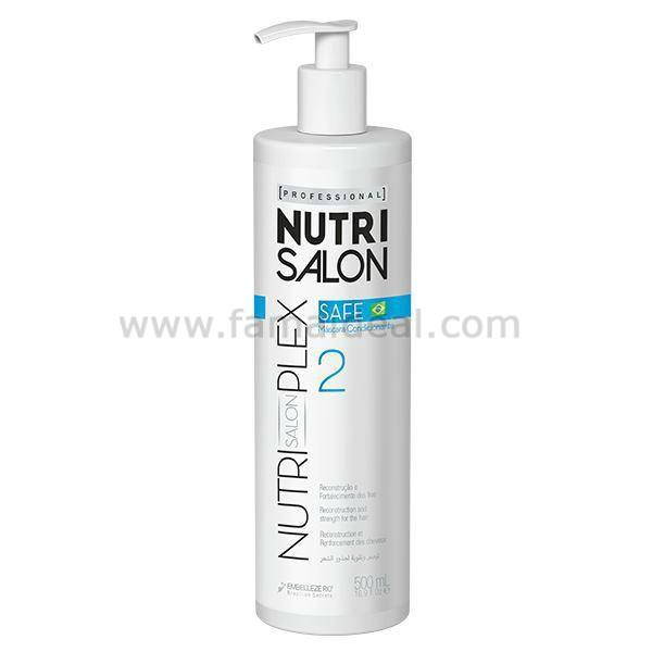 Embelleze Novex Nutrisalon Nutriplex Safe 2 500ml